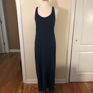 H&M full length cotton dress